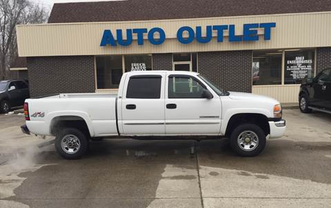 2004 GMC Sierra 2500HD for sale in Excelsior Springs, MO