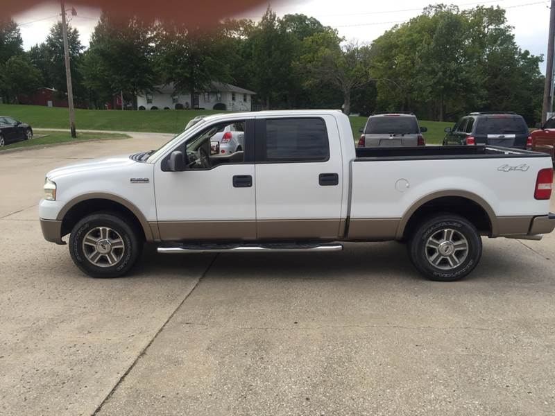2006 Ford F-150 Lariat 4dr SuperCrew 4WD Styleside 5.5 ft. SB - Excelsior Springs MO