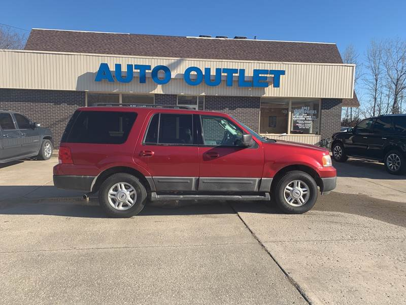 2005 Ford Expedition XLT 4WD 4dr SUV - Excelsior Springs MO