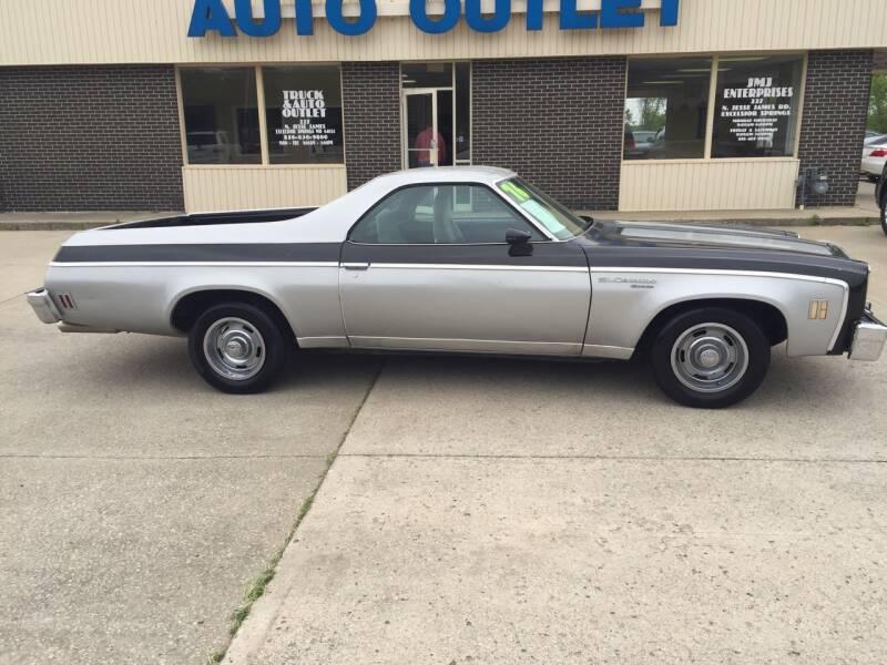 1976 Chevrolet El Camino Classic - Excelsior Springs MO