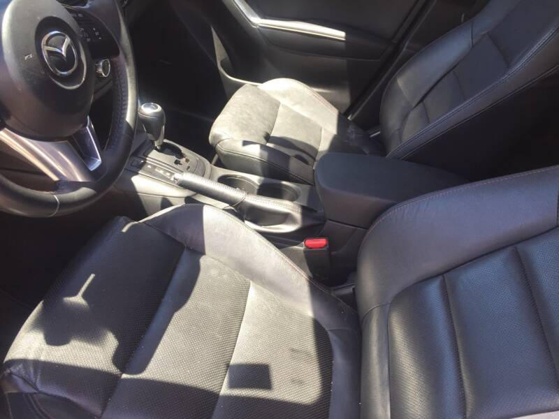2013 Mazda CX-5 AWD Grand Touring 4dr SUV - Excelsior Springs MO