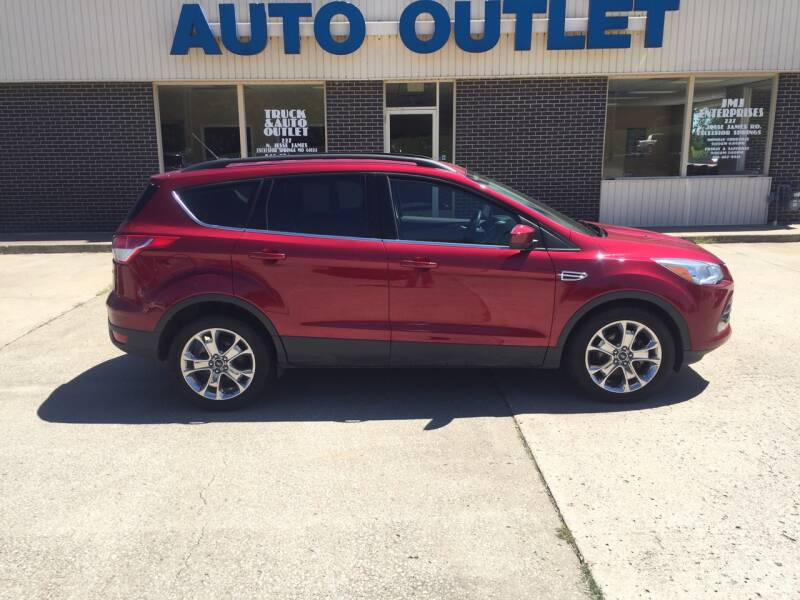 2016 Ford Escape SE 4dr SUV - Excelsior Springs MO