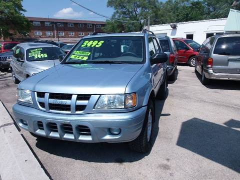 2004 Isuzu Rodeo for sale in Alsip, IL