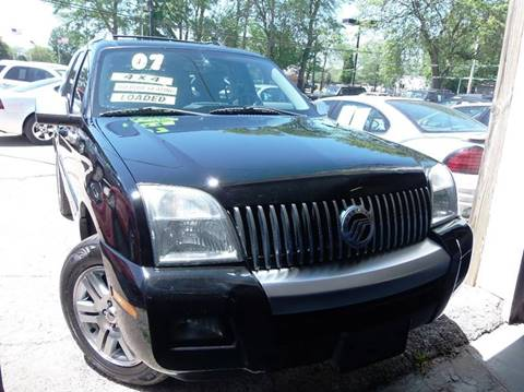 2007 Mercury Mountaineer for sale in Alsip, IL