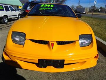 2002 Pontiac Sunfire for sale in Alsip, IL
