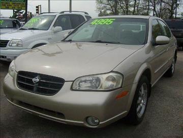 2001 Nissan Maxima for sale in Alsip, IL