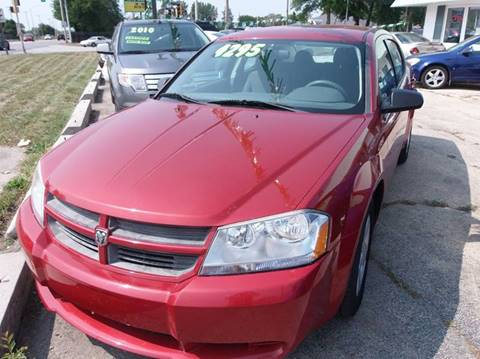 2008 Dodge Avenger for sale in Alsip, IL