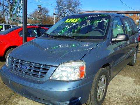 2004 Ford Freestar for sale at RBM AUTO BROKERS in Alsip IL