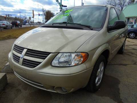 2007 Dodge Grand Caravan for sale at RBM AUTO BROKERS in Alsip IL