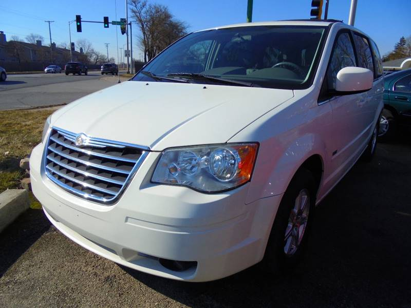 2008 Chrysler Town and Country for sale at RBM AUTO BROKERS in Alsip IL