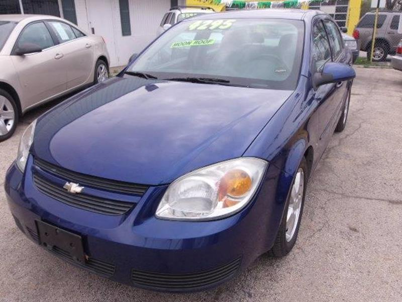 2006 Chevrolet Cobalt for sale at RBM AUTO BROKERS in Alsip IL