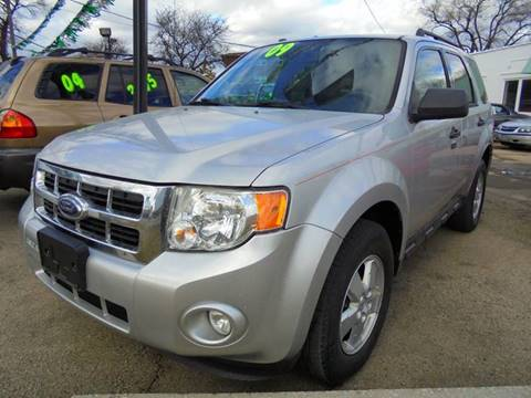 2009 Ford Escape for sale at RBM AUTO BROKERS in Alsip IL