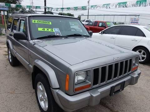 2001 Jeep Cherokee for sale in Alsip, IL