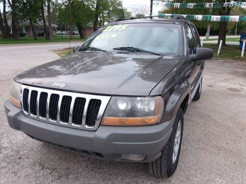 1999 Jeep Grand Cherokee for sale in Alsip, IL