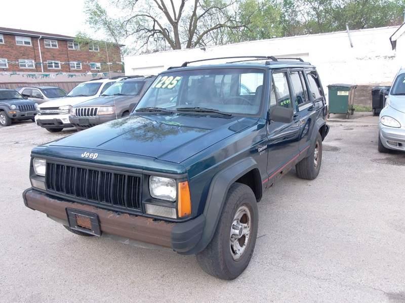 1995 Jeep Cherokee for sale in Alsip, IL