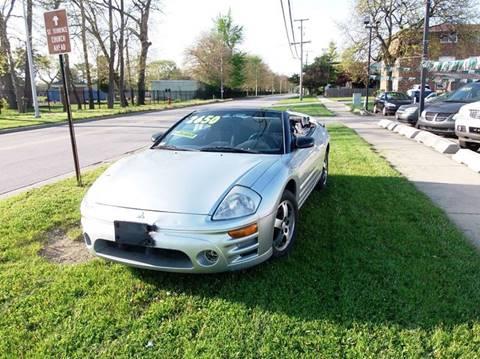 2004 Mitsubishi Eclipse Spyder for sale in Alsip, IL