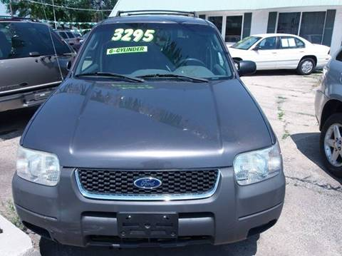 2002 Ford Escape for sale in Alsip, IL