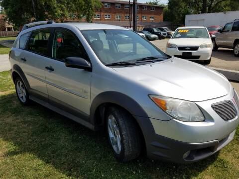 2007 Pontiac Vibe for sale at RBM AUTO BROKERS in Alsip IL