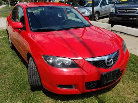 2007 Mazda MAZDA3 for sale at RBM AUTO BROKERS in Alsip IL