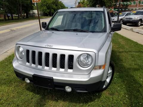 2011 Jeep Patriot for sale at RBM AUTO BROKERS in Alsip IL
