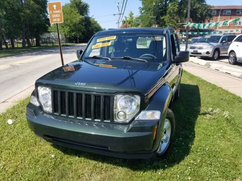 2010 Jeep Liberty for sale at RBM AUTO BROKERS in Alsip IL