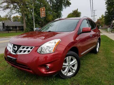 2013 Nissan Rogue for sale at RBM AUTO BROKERS in Alsip IL