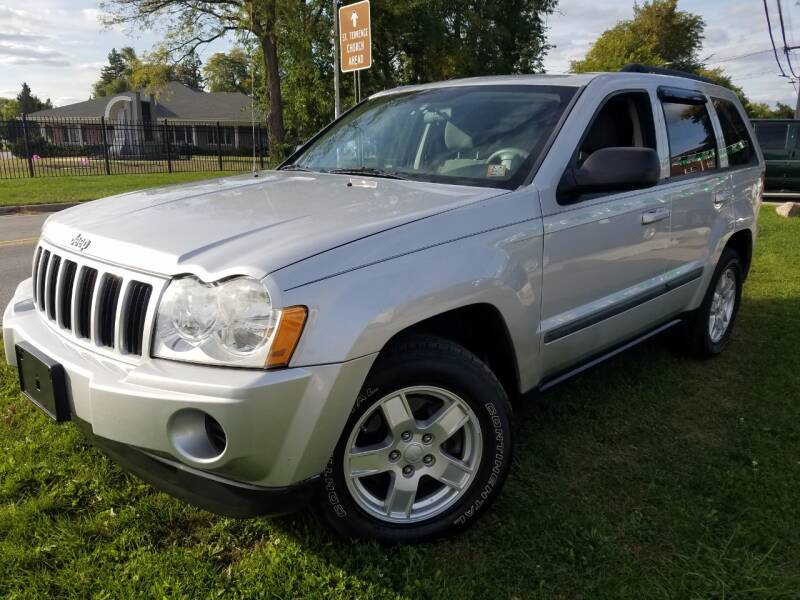 2007 Jeep Grand Cherokee for sale at RBM AUTO BROKERS in Alsip IL