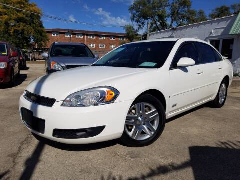 2008 Chevrolet Impala for sale at RBM AUTO BROKERS in Alsip IL