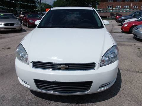 2007 Chevrolet Impala for sale at RBM AUTO BROKERS in Alsip IL