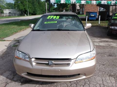 2000 Honda Accord for sale at RBM AUTO BROKERS in Alsip IL