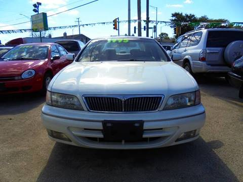 1999 Infiniti I30 for sale at RBM AUTO BROKERS in Alsip IL