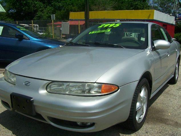 2001 Oldsmobile Alero for sale at RBM AUTO BROKERS in Alsip IL