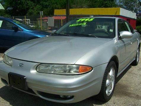 2001 Oldsmobile Alero for sale at RBM AUTO BROKERS in Alsip IL