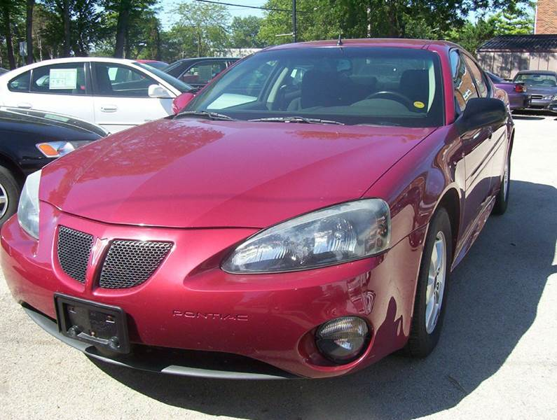 2005 Pontiac Grand Prix for sale at RBM AUTO BROKERS in Alsip IL