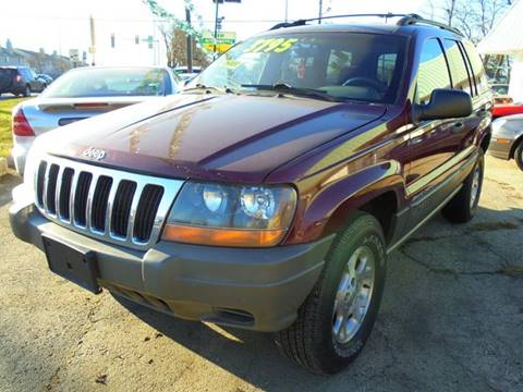 1999 Jeep Grand Cherokee for sale at RBM AUTO BROKERS in Alsip IL