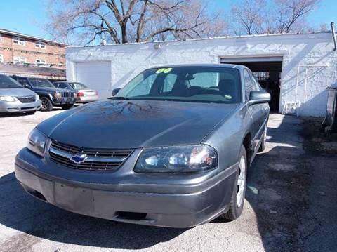 2004 Chevrolet Impala for sale in Alsip, IL