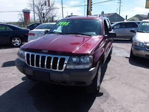 2003 Jeep Grand Cherokee for sale in Alsip, IL