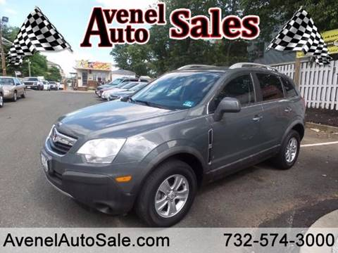 2008 Saturn Vue for sale in Avenel, NJ