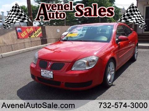 2007 Pontiac G5 for sale in Avenel, NJ