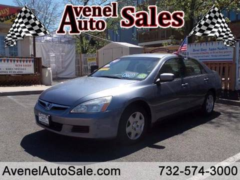 2007 Honda Accord for sale in Avenel, NJ