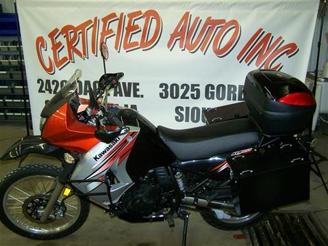 2011 Kawasaki KLR 650 for sale in Sioux City, IA