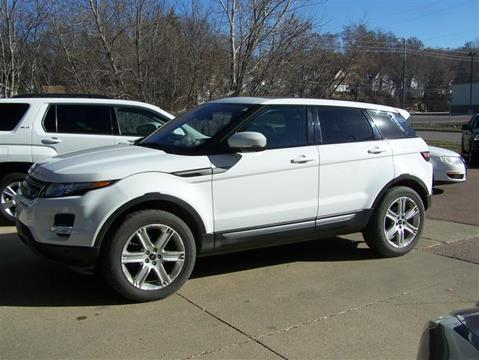 2013 Land Rover Range Rover Evoque for sale in Sioux City, IA