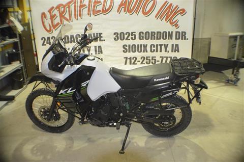 2015 Kawasaki KLR650 for sale in Sioux City, IA