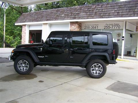2010 Jeep Wrangler Unlimited for sale in Sioux City, IA