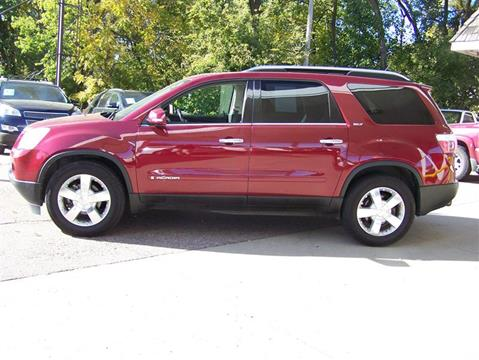 2008 GMC Acadia for sale in Sioux City, IA