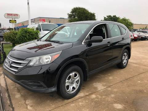 2013 Honda CR-V for sale at SP Enterprise Autos in Garland TX