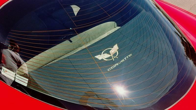 1998 Chevrolet Corvette 2dr Hatchback - Midvale UT