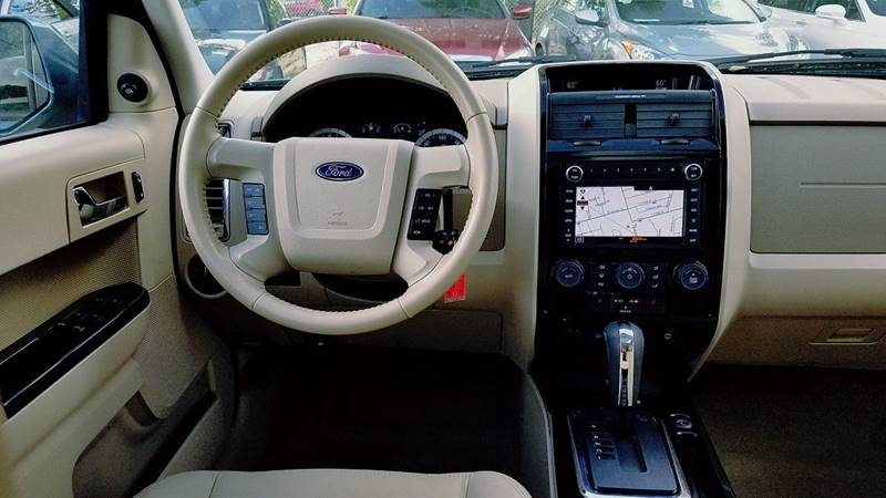 2011 Ford Escape AWD Limited 4dr SUV - Midvale UT