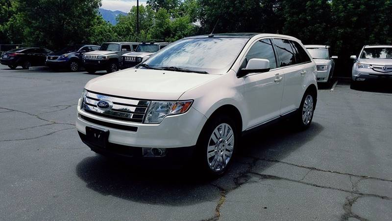 2008 Ford Edge Limited 4dr SUV - Midvale UT