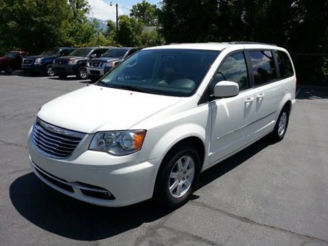 2012 Chrysler Town and Country for sale in Midvale, UT